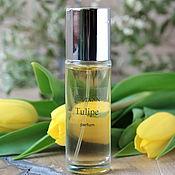 """Духи ручной работы. Ярмарка Мастеров - ручная работа """"Tulipe"""" духи ручной работы. Handmade."""