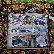 handmade. Livemaster - original item Picnic set