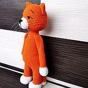 handmade. Livemaster - original item red cat.. Handmade.
