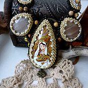 """Украшения ручной работы. Ярмарка Мастеров - ручная работа Колье """"Невеста Полоза"""". Handmade."""