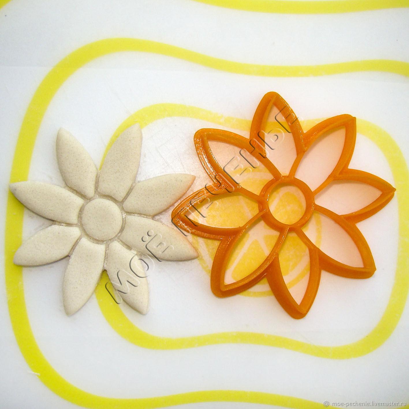 Заказать штампы для цветов из мастики мастер класс неживые цветы