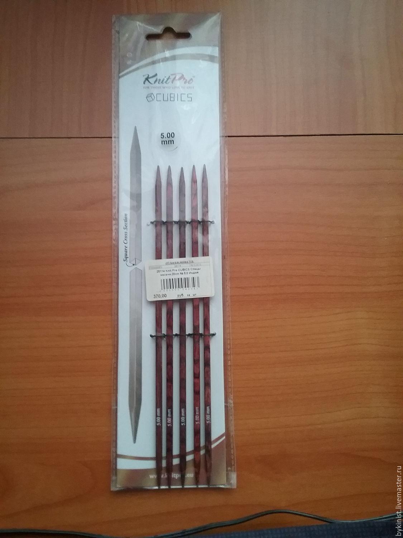 NEEDLES: KNITPRO-20smnomer7, Knitting Needles, Schyolkovo,  Фото №1