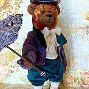 Куклы и игрушки ручной работы. Ярмарка Мастеров - ручная работа Оле Лукойе-мишка тедди. Handmade.