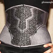 Одежда handmade. Livemaster - original item Corset under the breast. Handmade.