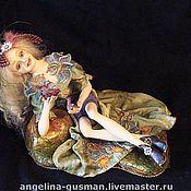 """Куклы и игрушки ручной работы. Ярмарка Мастеров - ручная работа Авторская кукла """"Травинка"""". Handmade."""
