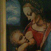 """Картины и панно ручной работы. Ярмарка Мастеров - ручная работа Картина """"Мона Лиза"""". Handmade."""