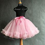 Работы для детей, ручной работы. Ярмарка Мастеров - ручная работа Розовая юбочка американка. Handmade.