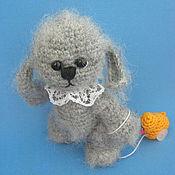 Куклы и игрушки ручной работы. Ярмарка Мастеров - ручная работа зайчик Васенька. Handmade.