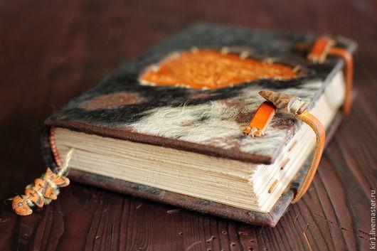 Кулинарные книги ручной работы. Ярмарка Мастеров - ручная работа. Купить Кулинарная книга эпохи мамонтов. Handmade. Коричневый, мамонт