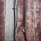 Сувениры и подарки handmade. Livemaster - original item Belt running (three-point) on the gun mod.Four. Handmade.