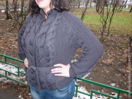"""Пиджаки, жакеты ручной работы. Ярмарка Мастеров - ручная работа. Купить Жакет """"Леди-2"""". Handmade. Жакет, араны"""