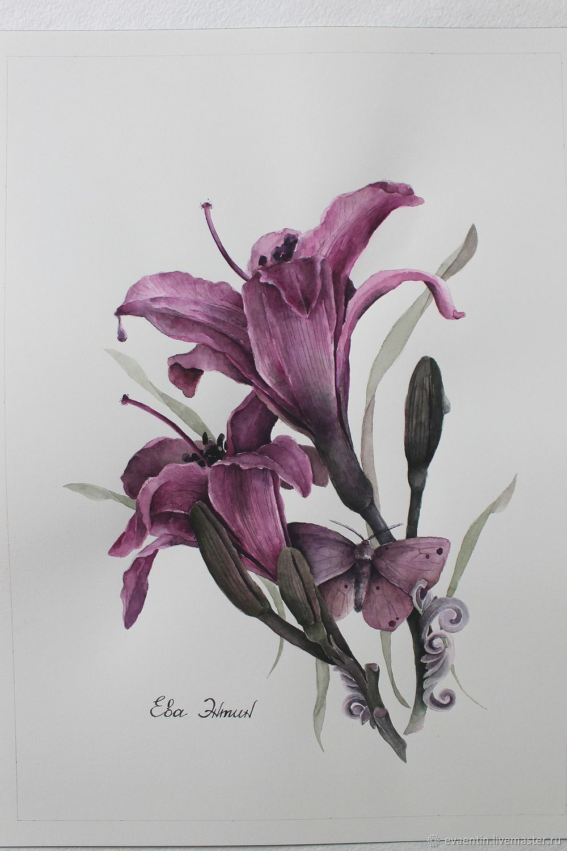 'The daylilies', Pictures, Zvenigorod,  Фото №1
