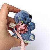 Куклы и игрушки ручной работы. Ярмарка Мастеров - ручная работа Блуи (10 см). Handmade.