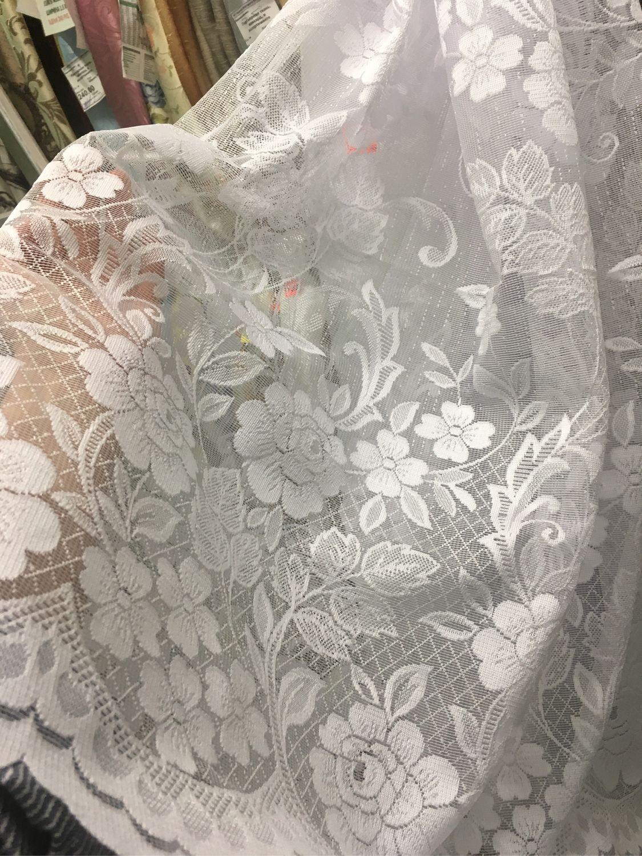 Curtain knitted fabric 'Casablanca' 180 cm, Curtains, Mozhaisk,  Фото №1