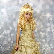 Работы для детей, handmade. Livemaster - original item carnival Princess costume. Handmade.