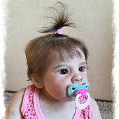 Куклы и игрушки ручной работы. Ярмарка Мастеров - ручная работа Кукла реборн Lilli (Лили) от  Sylvia Manning. Handmade.