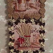 Для дома и интерьера ручной работы. Ярмарка Мастеров - ручная работа панно для кухни ` погребок`. Handmade.