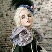 Куклы и пупсы ручной работы. Ярмарка Мастеров - ручная работа Коллекционная кукла Ольга. Handmade.