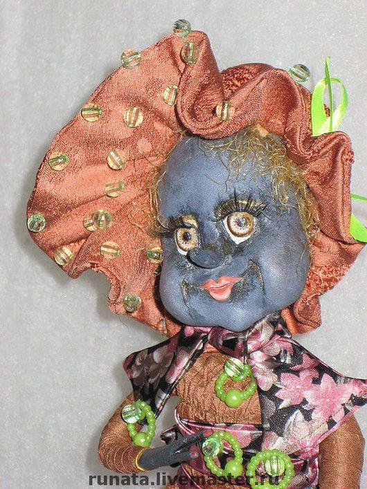 """Сказочные персонажи ручной работы. Ярмарка Мастеров - ручная работа. Купить кукла """"Муха-Цокотуха"""". Handmade."""
