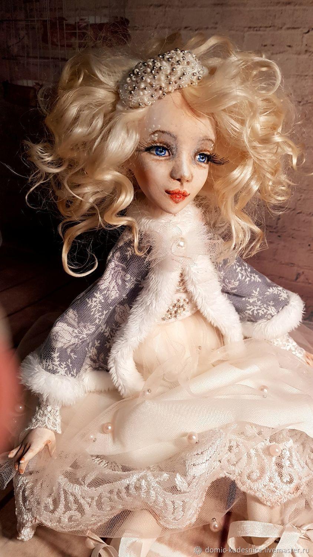 Коллекционная кукла Шерон, Шарнирная кукла, Ростов-на-Дону,  Фото №1