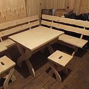 Для дома и интерьера ручной работы. Ярмарка Мастеров - ручная работа Банная мебель, двери и многое другое. Handmade.