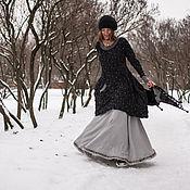 """Одежда ручной работы. Ярмарка Мастеров - ручная работа Красивое платье из трикотажа """"Горошинка"""". Handmade."""