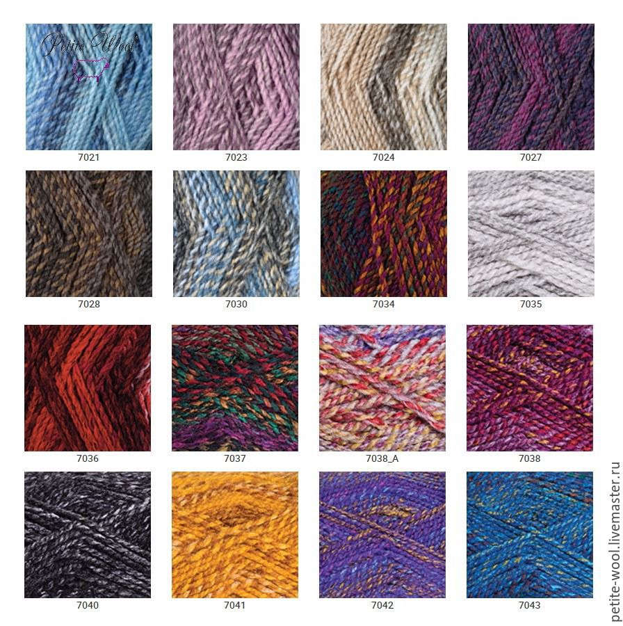 Вязание нитками ярнарт