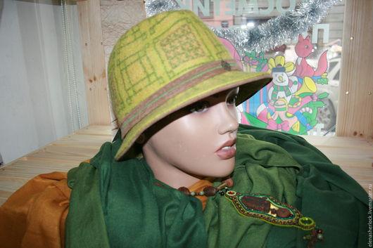Шляпы ручной работы. Ярмарка Мастеров - ручная работа. Купить Шляпы Шерлок формованные. Handmade. Шляпка, шерсть