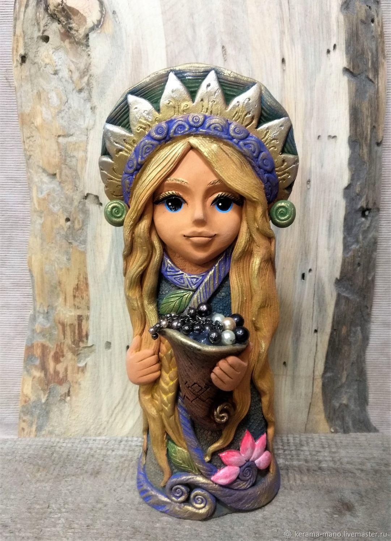 Агидель - богиня славян ( мал), Куклы - обереги, Бердск, Фото №1