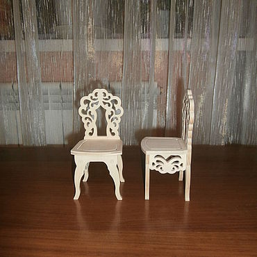 Dolls & toys handmade. Livemaster - original item Toy chair 1211. Handmade.