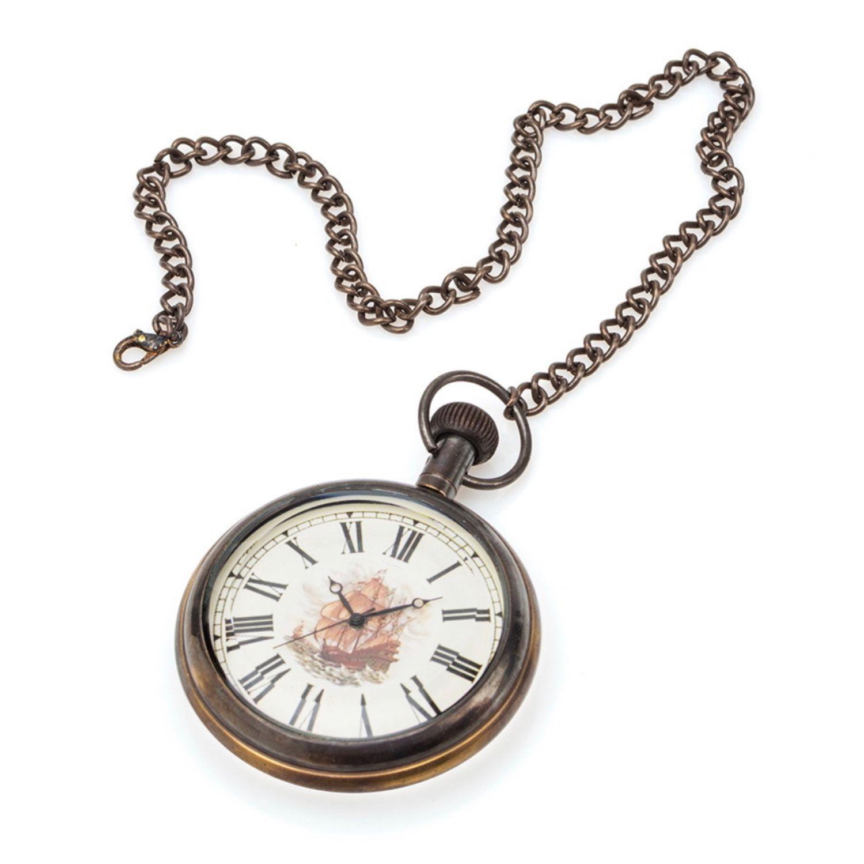 Карманные часы на цепочке в старинном стиле, Именные сувениры, Москва,  Фото №1