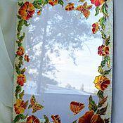 """Для дома и интерьера ручной работы. Ярмарка Мастеров - ручная работа Зеркало """"Летний сон """". Handmade."""