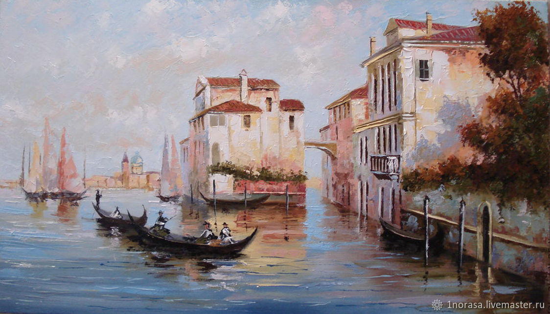 The Grand Canal Of Venice, Pictures, Chelyabinsk,  Фото №1