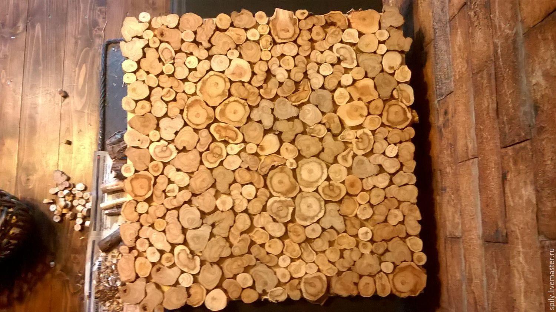 Поделки из спилов можжевельника 42