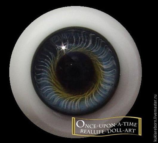 Глаза для кукол реборн 18мм