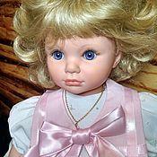 Куклы винтажные ручной работы. Ярмарка Мастеров - ручная работа Виниловая винтажная кукла Воскресная Прогулка от Susan Wakeen. Handmade.