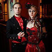 Одежда ручной работы. Ярмарка Мастеров - ручная работа Свадебный наряд. Handmade.
