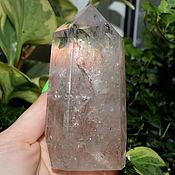 Фен-шуй и эзотерика handmade. Livemaster - original item Repeater obelisk crystal rhinestone. Rod. Handmade.
