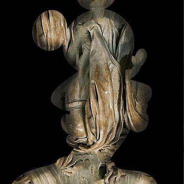Для дома и интерьера ручной работы. Ярмарка Мастеров - ручная работа Скульптуры: Мики. Handmade.
