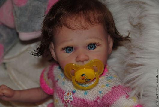 Куклы-младенцы и reborn ручной работы. Ярмарка Мастеров - ручная работа. Купить Кукла реборн Мелоди.. Handmade. Бежевый, реборн