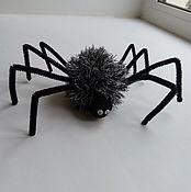 Куклы и игрушки handmade. Livemaster - original item Spider. Handmade.
