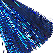 Материалы для творчества ручной работы. Ярмарка Мастеров - ручная работа Бить/металлические полоски, цвет  синий (Индия). Handmade.