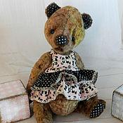 Куклы и игрушки ручной работы. Ярмарка Мастеров - ручная работа мишка Диди. Handmade.