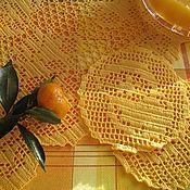 """Для дома и интерьера handmade. Livemaster - original item """"Oranges and lemons"""", set. Handmade."""