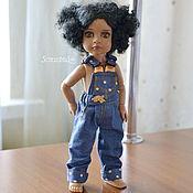 Куклы и игрушки ручной работы. Ярмарка Мастеров - ручная работа Комбинезоны для кукол 25-30 см. Handmade.