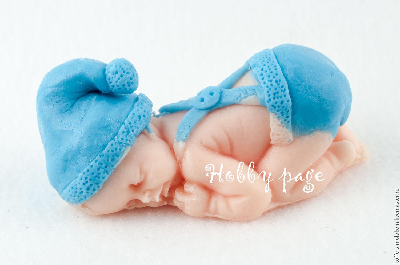Молд Младенец Малыш ребенок спящий купить в Ростове-на-Дону, доставка