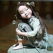 Куклы и игрушки ручной работы. Ярмарка Мастеров - ручная работа Бирюзовая Катунь. Handmade.