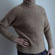 Одежда handmade. Livemaster - original item A sweater from dog hair. Handmade.