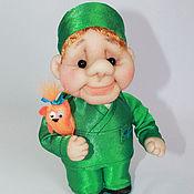 Куклы и игрушки ручной работы. Ярмарка Мастеров - ручная работа Ветеренарный врач. Подарок ветврачу.. Handmade.