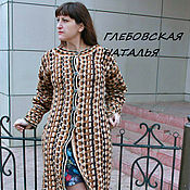 Одежда handmade. Livemaster - original item Coat